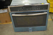 Ge Profile Pt7050sfss 30 Stainless Single Electric Wall Oven Nob 8258