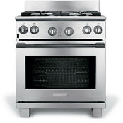 Electrolux Icon E30df74gps 30 Stainless Dual Fuel Range Convection Daily Deal