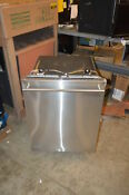 Ge Zdt800ssfss 24 Stainless Fully Integrated Dishwasher Nob 18119