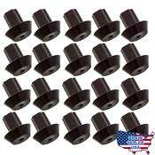 20 Pack Of Viking Range Compatible Grate Rubber Feet Bumpers Grate Bumper Feet