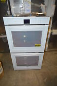 Whirlpool Wod51ec7aw 27 White Double Electric Wall Oven Nob 16710 T2