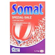 Somat Dishwasher Salt 1 Case Of 7 Boxes Miele Part B1640 Total 8 4 Kg