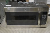 Ge Pvm9179sfs 30 Stainless Over The Range Microwave Oven Nob 8254 Wlk