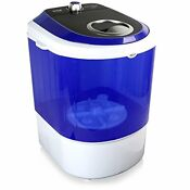Portable Laundry Mini Washing Machine Upgraded Version By 4 5 Lbs Capacity