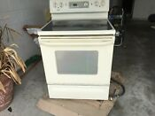 Kenmore Kitchen Glass Top Stove With Oven From Remodeling Kitchen Pick Up Only