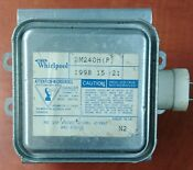 Whirlpool 2m240h P Microwave Magnetron Tube
