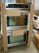 Frigidaire 30in Electric Double Wall Oven Self Cleaning Stainless Feb30t7fc
