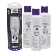 3pack W10295370a Everydrop 1 Edr1rxd1 Whirlpool Pur Refrigerator Water Filter