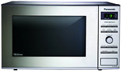 0 8 Cu Ft 950watts Counter Top Microwave W Inverter Technology Stainless Steel
