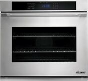 Nib Dacor Distinctive 30 4 8 Cu Ft Convection Single Electric Wall Oven Dto130s