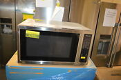 Kitchenaid Kmcs3022gss 24 Stainless Countertop Microwave Nob 22661