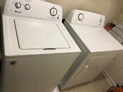 Amana By Whirlpool Washer Dryer Set Local Pick Up Only