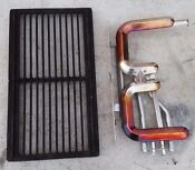 Jennaire Jenn Air Two Burner Grille Cartridge And Grille Grates
