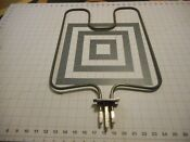 Frigidaire Gibson Oven Bake Element Stove Range Vintage Gm Part Made In Usa 16