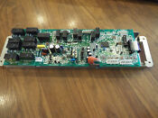 Maytag Mew6630ddb Double Wall Oven Motherboard