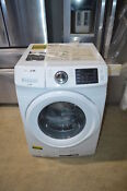 Samsung Wf42h5000aw 27 White Front Load Washer Nob 22405 Clw