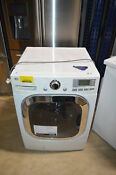 Lg Wm3001hwa 27 White Front Load Steam Washer Nob Clw 12722