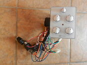 Hard To Found Complete White Ge Profile Electric Cooktop Control Panel With Wire