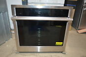 Samsung Nv51k6650ss 30 Stainless Single Electric Wall Oven Nob 23106