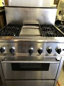 36 Thermador Gas Range