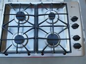 Ge Profile Jgp933sekss 30 Gas Cooktop