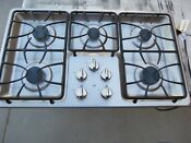 Ge Profile Jgp633setss 36 Gas Cooktop W Lp Conversion