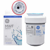 1 Pk Genuine General Electric Mwf Replacement Refrigerator Water Filter Usa Sell