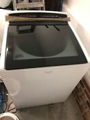 Whirlpool Corporation Wtw7800xw Cabrio 27 Inch Top Load Washer White