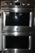 Kenmore Pro Stainless Steel Electric Double Wall Oven