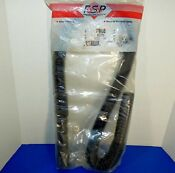New Genuine Oem Whirlpool Kenmore 8229 4391969 Washer 4ft Drain Hose Extension