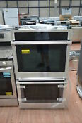 Samsung Nv51k6650ds 30 Stainless Electric Double Wall Oven Nob 25007 Hl