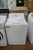 Ge Gtw330askww 27 White Top Load Washer 3 8 Cu Ft Nob 25419 Clw