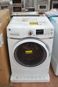 Ge Gfw450sskww 27 White Front Load Washer Nob 25309 Hl