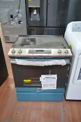 Ge Js660slss 30 Stainless Slide In Electric Range Nob 25397 Clw