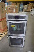Whirlpool Wod51es4es 24 Stainless Double Electric Wall Oven Nob 25667 Hl