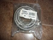 Brand New Braided Stainless Steel Washing Machine Hose 12ft