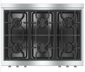 Kmr1134g 36 Natural Gas Rangetop With 6 Sealed M Pro Dual Stacked Burners