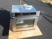 Dacor Renaissance Electric 30 Wide Convection Single Wall Oven Ro130s