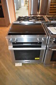 Miele Hr1622iss 30 M Touch Stainless Pro Style Induction Range Nob 21226