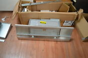 Kitchenaid Kxu2836yss 36 Stainless Slide Out Ventilation System Nob 27988 Hl