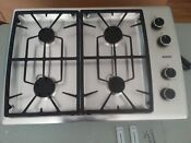 Bosch 30 Natural Gas Cooktop Model Ngt735uc 01