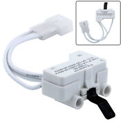 Dryer Door Switch Assembly Replacement For Whirlpool Wp3406107 Ap6008561 3406107