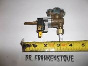 Thermador Ggscv365 Or Ggs365 Right Front Burner Gas Valve 189896 Yellow