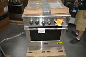 Dcs Rdv2304n 30 Stainless Dual Fuel Natural Gas Range Nob 28550 Hl