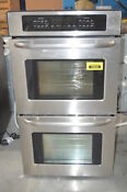 Frigidaire Ffet2725psd 27 Stainless Electric Double Wall Oven Self Clean 29525