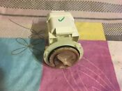 Ge Washer Drain Pump Motor Wh23x10030