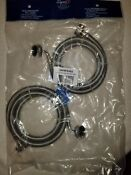 Supco Ss Washing Machine Fill Hoses Fast Free Shipping