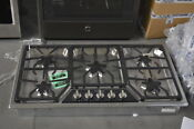 Thermador Sgsx365fs 36 Stainless 5 Burner Gas Cooktop Nob 32430 Hrt