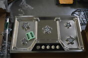 Thermador Sgsx365fs 36 Stainless 5 Burner Gas Cooktop Nob 32475 Hrt