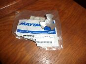 New Oem Maytag Samsung Amana Microwave Glass Tray Drive Coupling R0713714